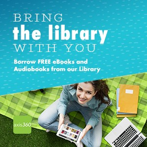 Bring the library with you. Borrow free ebooks and audiobooks from our library.